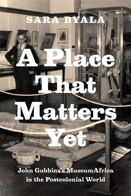 A Place That Matters Yet by Sara Byala